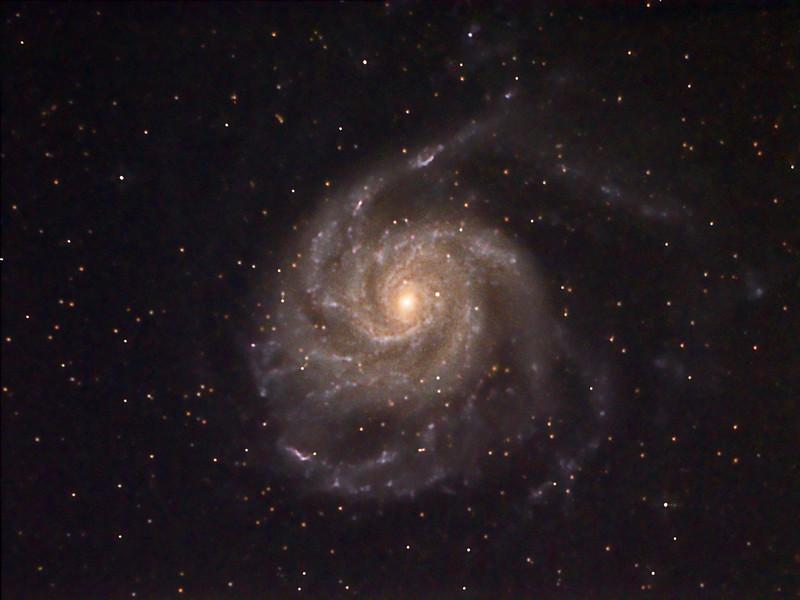 M101 12in SB2kC 9x5min 112814