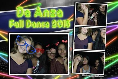 De Anza Fall Dance 2015