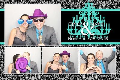 Emily & Nate's Wedding