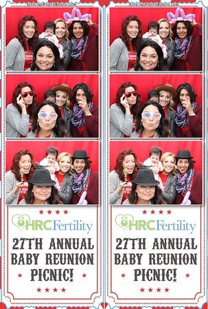 HRC Fertility 27th Annual Baby Reunion
