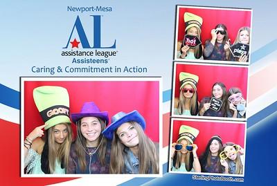 Newport-Mesa - Assitant League Assisteens Fashion Show 2015