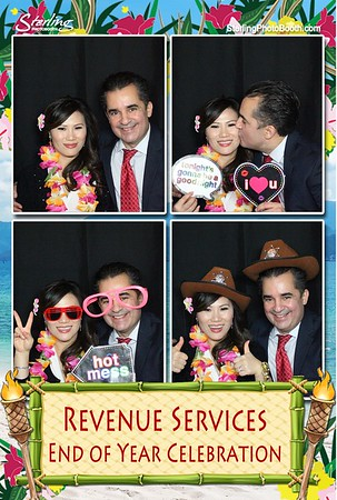 Revenue Services - End of Year Celebration