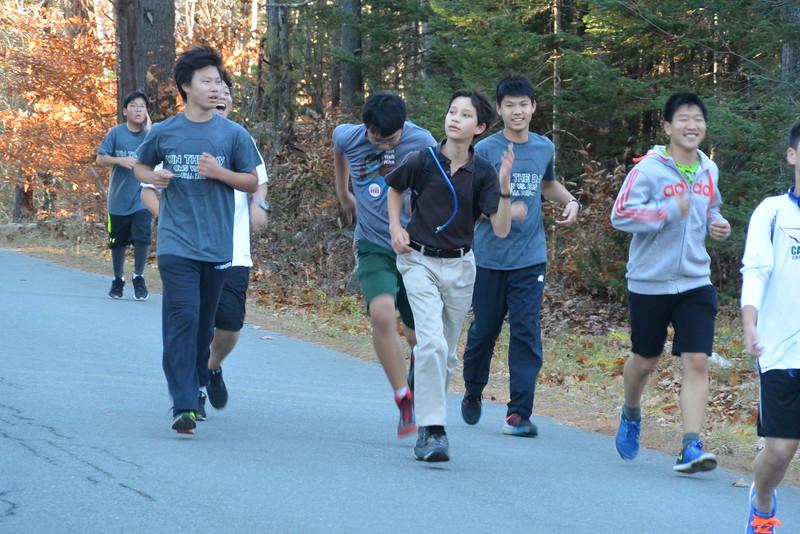 The Lake Run!