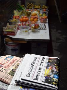 massacre in paris