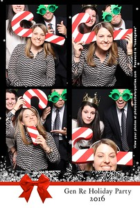Gen Re Holiday Party 2016