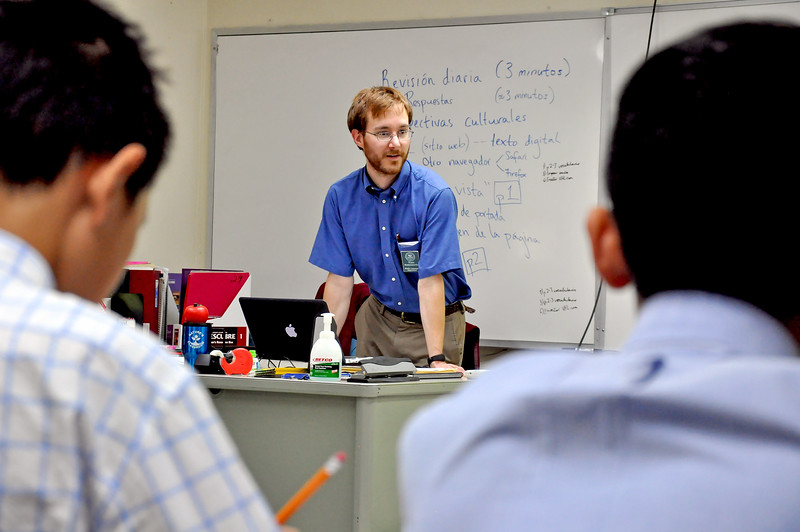 Focus on the Faculty: Nate Beuttenmueller