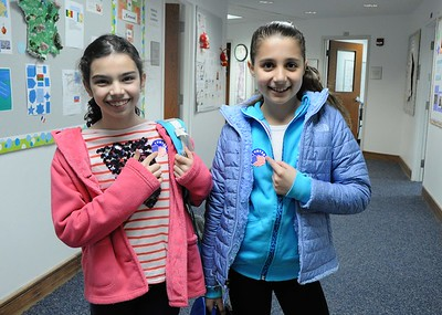 Middle School Students Explore Campaign Issues