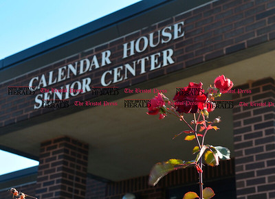 11/17/2016 Mike Orazzi | Staff The Calendar House in Southington on Thursday. Bids have gone out to replace the senior center with a new one.