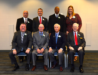 11/18/2016 Mike Orazzi | Staff Inductees into the Bristol Sports Hall of Fame presents it's 20th Annual Dinner for the Class of 2016 at the DoubleTree by Hilton Hotel in Bristol Friday night.