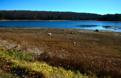 11/23/2016 Mike Orazzi | Staff Bristol Reservoir Number 5 in Harwinton Wednesday morning.