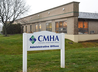 112916  Wesley Bunnell | Staff  CMHA Administrative Offices located at 270 John Downey Drive in New Britain.