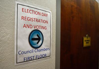 11/8/2016 Mike Orazzi   Staff Same day voter registration.