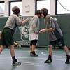 Wrestling Team Practice