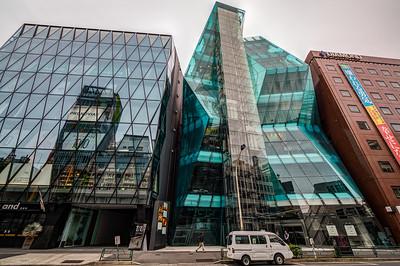 Iceberg Building Omotesando