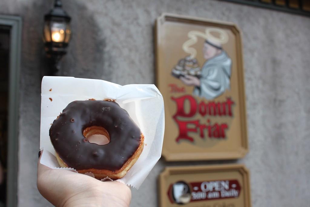 The Donut Friar