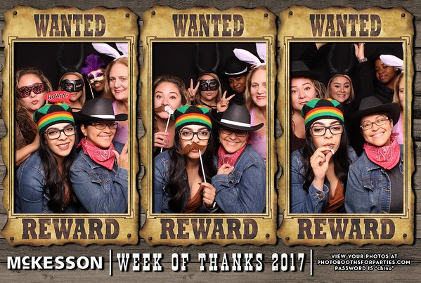 McKesson Week of Thanks '17