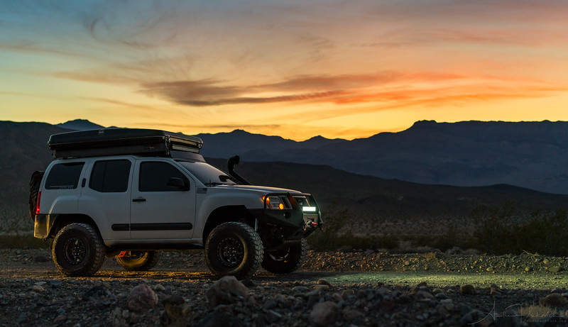 The Rogue Overland 2012 Nissan Xterra Pro 4x Build Expedition Portal