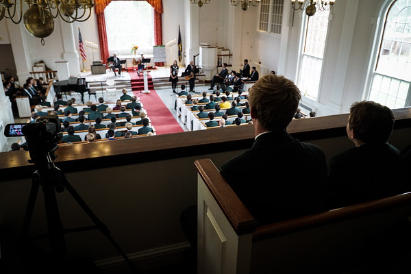 Chapel Service for November 16, 2017