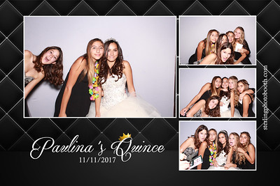 Paulina's Quinceanera