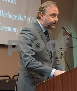 11/4/17  Wesley Bunnell   Staff  The Immigrant Heritage Hall of Fame inducted 6 members on Saturday evening at Alumni Hall at CCSU.  Polish Consul General Maciej Golubiewski.