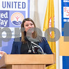 11/21/17  Wesley Bunnell   Staff<br /> <br /> A conference was held Tuesday morning at New Britain City Hall between the city and The United Way announcing a program where city employees can elect to have a portion of their paycheck automatically donated to The United Way. Mayor Erin Stewart presents a proclamation.