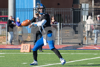 11/23/17  Wesley Bunnell   Staff  Plainville football was defeated by Farmington on Thanksgiving morning for The Olde Canal Cup.  Frank Griffin (11).