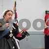 11/8/17  Wesley Bunnell | Staff<br /> <br /> Set in 1879 Sally Mummey performed as Queen Victoria, Queen of Great Britain and Empress of India at the Berlin-Peck Library on Thursday afternoon.