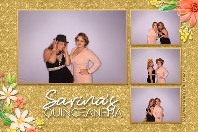 Sarina's Quince