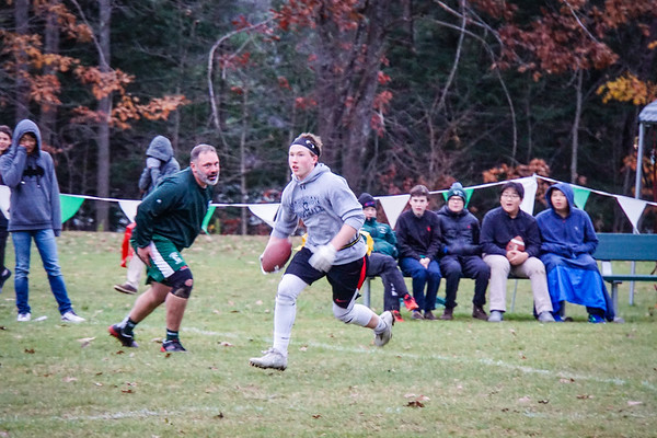 Students vs. Faculty Flag Football Game