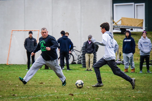 Students vs. Faculty Soccer Game