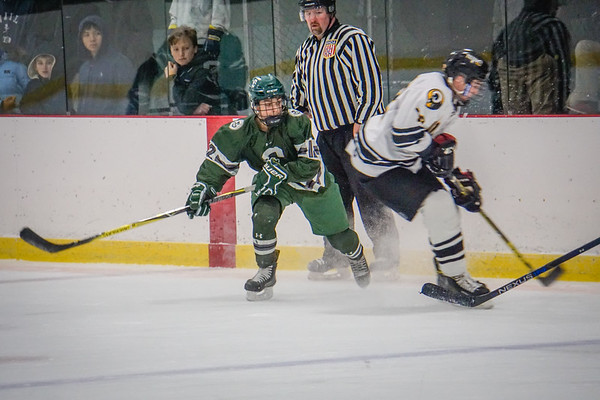 Varsity Hockey vs. Tilton School