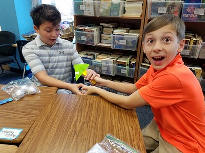 Sixth Grade Trading Day: Let's Make a Deal!