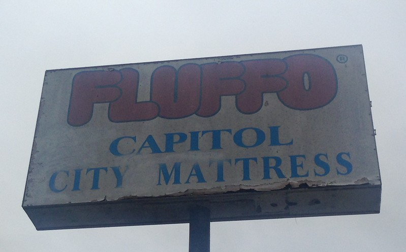 I personally would really prefer a Fluffo mattress.