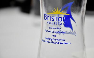 11/8/2018 Mike Orazzi | Staff A cancer survivors program held at Bristol Hospital Thursday evening.