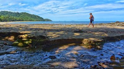 Beachcomber II, Bingal Bay Beach, North Queensland.