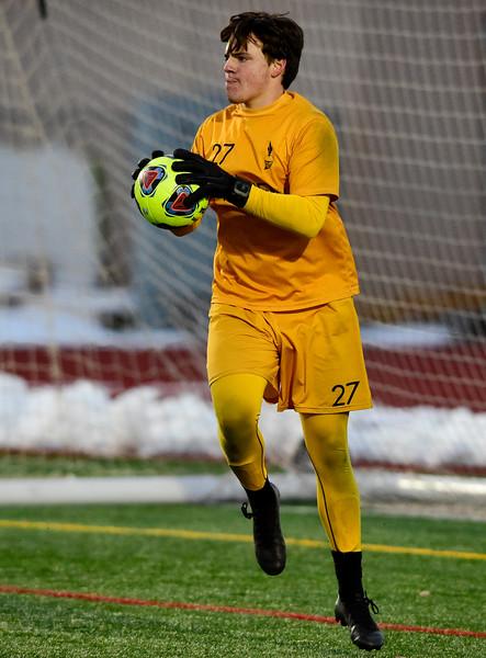 Fairview Vs. Smoky Hill Boys Soccer