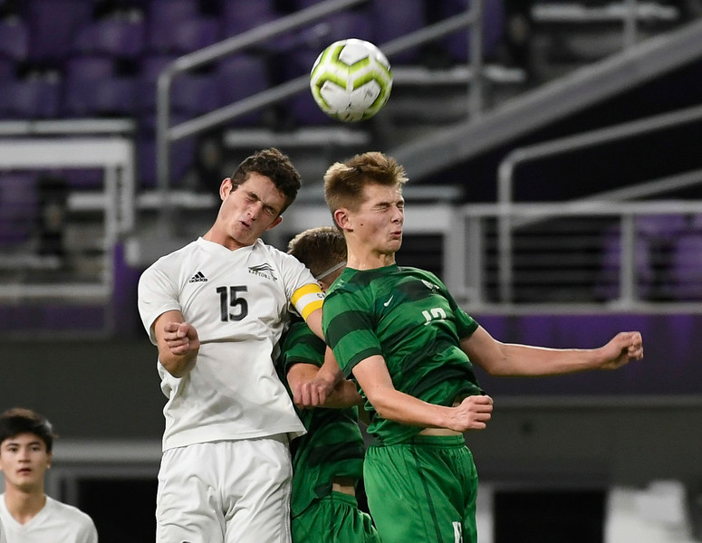 Boys State Soccer -- finals