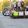 KEVIN HARVISON | Staff photo<br /> Several people attended the MHS 2019 Homecoming Parade on Choctaw Avenue Tuesday evening.