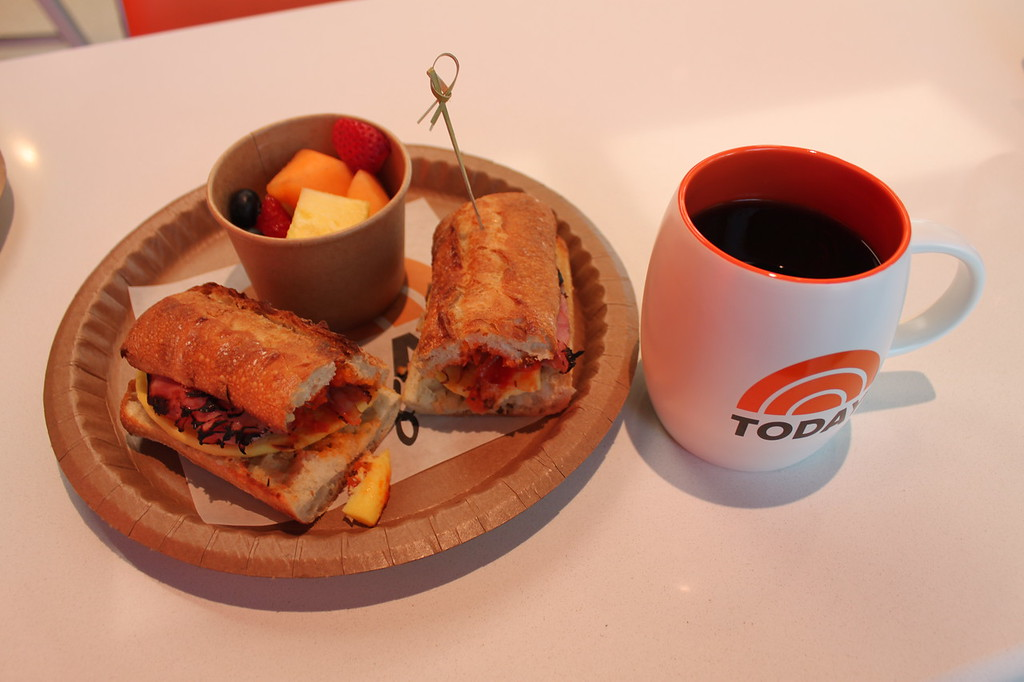 Egg sandwich, Today Cafe