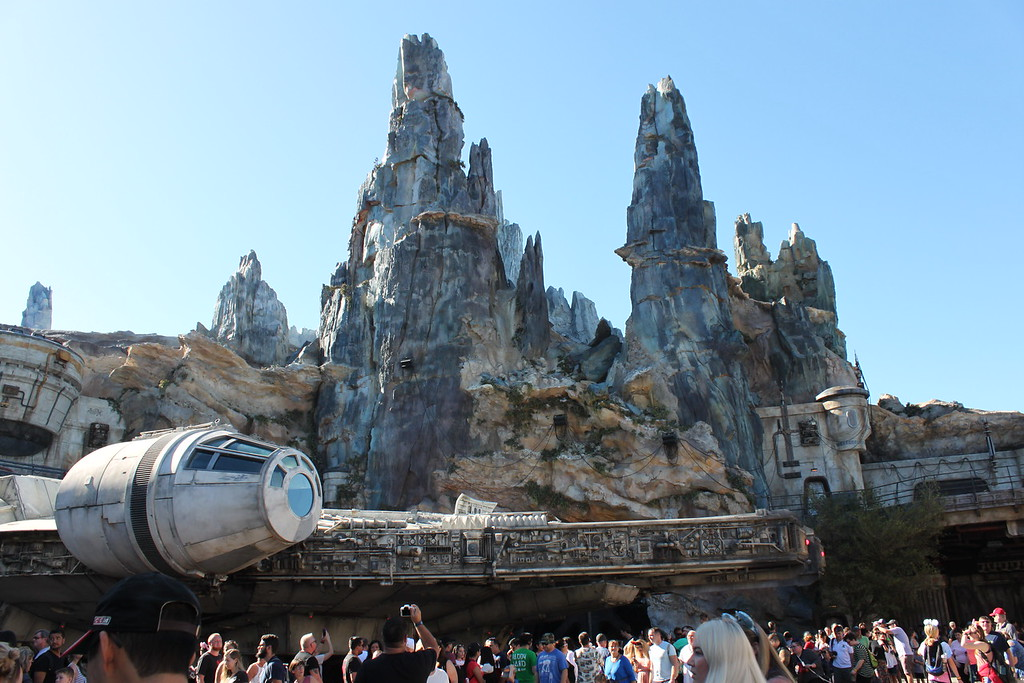 Star Wars Galaxy's Edge at Disney's Hollywood Studios