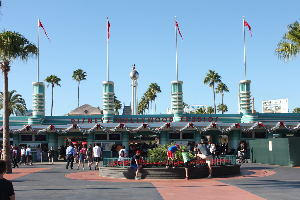 Entry to Disney's Hollywood Studios