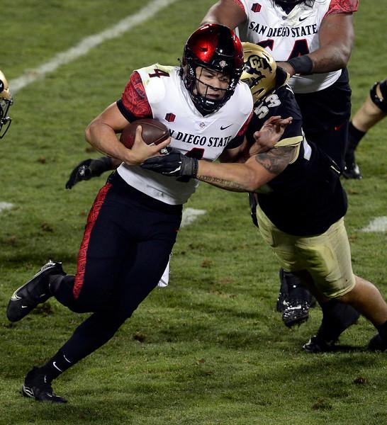Colorado San Diego State NCAA Football