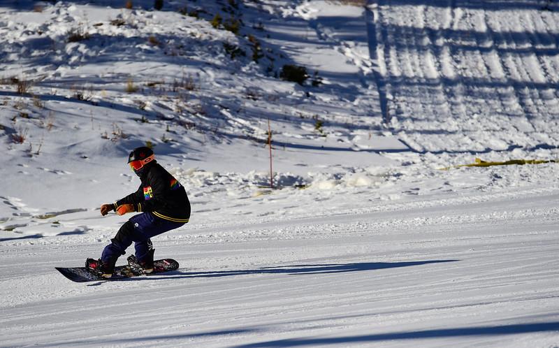 Eldora Opening Day for 2020 Ski and Snowboard Season