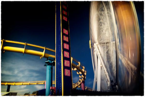 Ferris Wheel - Santa Monica Pier
