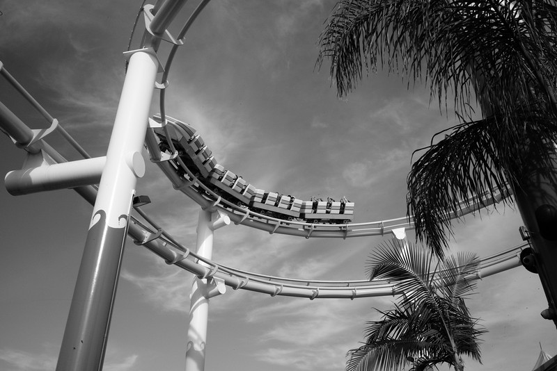Santa Monica Pier Ride #5