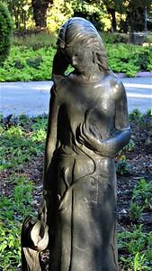 sculpture, Fort Worth Botanic Garden