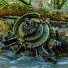 Double Wasp Engine in Cataract Creek