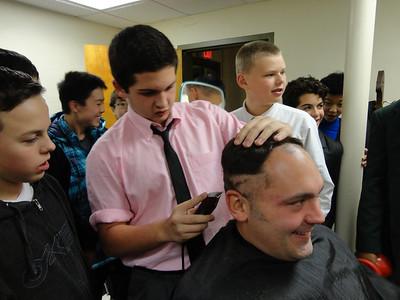 Mr. Lawson's Haircut!