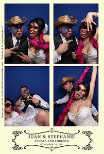 Juan and Stephanie's Wedding