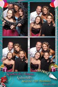 Kendra and Mason 13th Birthday